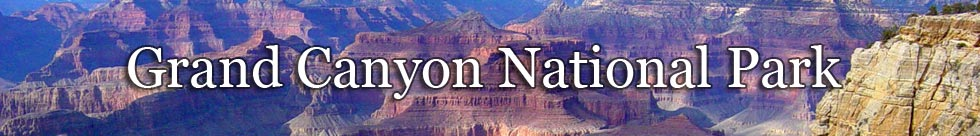 Grand Canyon National Park NPS Photo