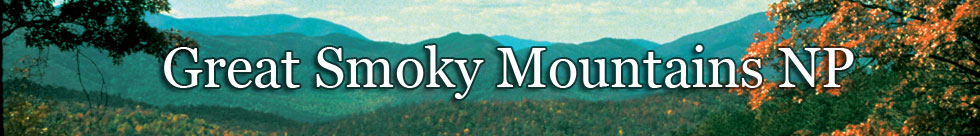 Great Smoky Mountains National Park NPS Photo